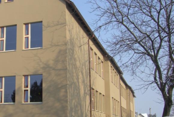 Schulgebäude MS Kirchdorf