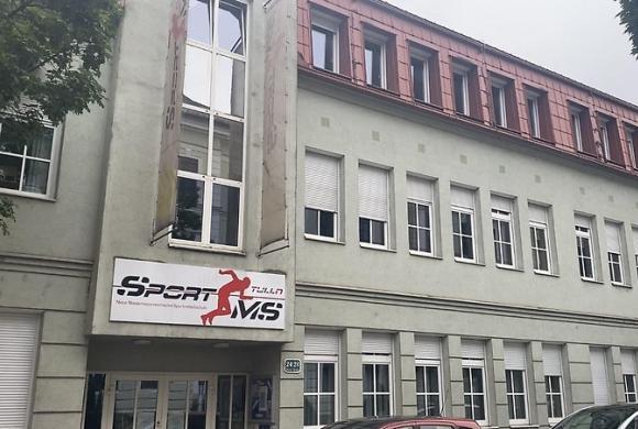 Schulgebäude SMS Tulln