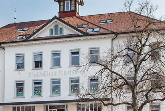 Schulgebäude VS Lustenau Kirchdorf
