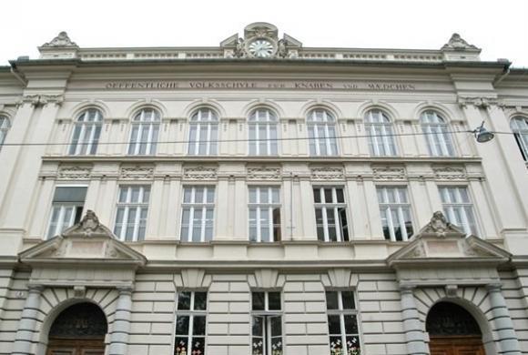 Schulgebäude VS Mirabell
